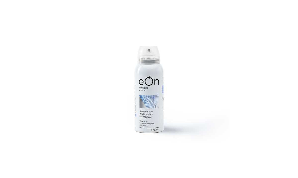 eOn multi-surface disinfectant can